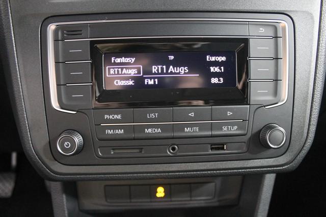 Volkswagen Caddy 4 Trendline SHZ PDC MF-Lederlenkrad TEMPOMAT Bluetooth