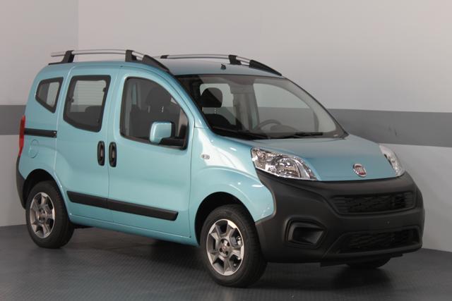 Fiat Qubo - EASY SITZHEIZUNG KLIMA ZV 15ALU