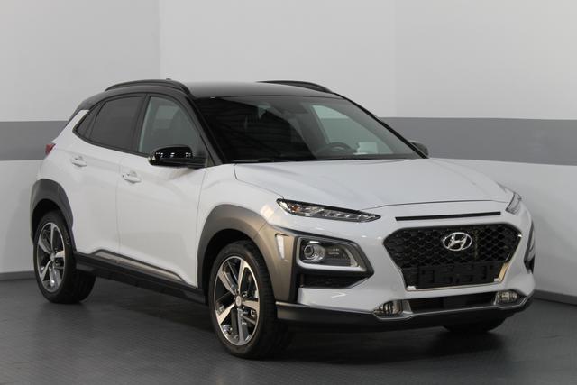 Hyundai Kona - Impression DCT 4WD KRELL LED SmartKey SmartSense SHZ Head-Up Display PDC v+h RFK