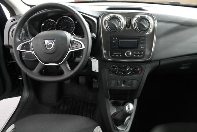 Lagerfahrzeug Dacia Sandero - STEPWAY 90 TCE DYNAMIC RADIO KLIMA BLUETOOTH NSW