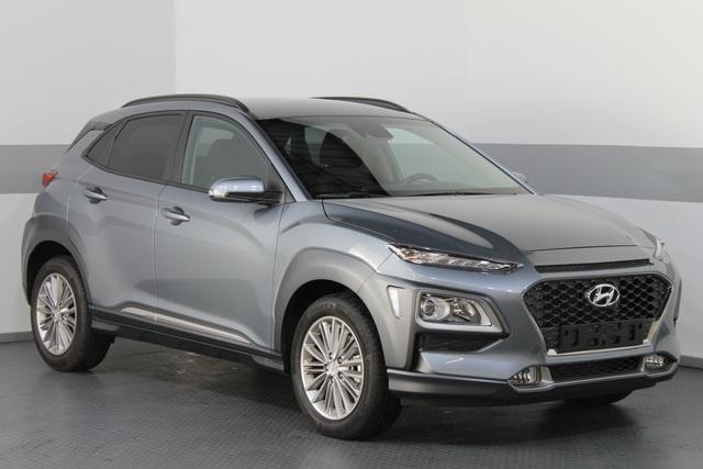 Hyundai Kona - Style DCT 4WD RFK PDC KLIMAAUTOMATIK TEMPOMAT LKA AndroidAuto CarPlay