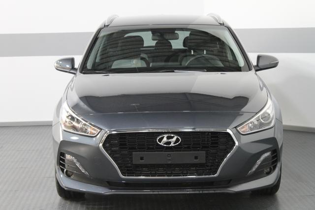 Hyundai i30 Kombi - STYLE KLIMAAUTOMATIK PDC TEMPOMAT ALU NSW BLUETOOTH