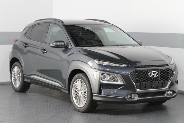 Hyundai Kona - Style DCT 4WD RFK PDC KLIMAAUTOMATIK TEMPOMAT LKA AndroidAuto CarPlay Lagerfahrzeug