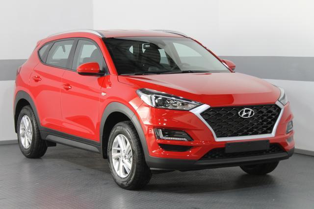 Hyundai Tucson - LIFE PLUS PDC TEMPOMAT ALU BLUETOOTH KLIMA