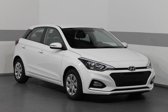 Hyundai i20 - Edition ISG AC SHZ ZV FF