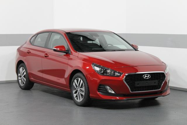 Hyundai i30 - TREND KLIMAAUTOMATIK TEMPOMAT ALU LKAS DAA FCWS AEB