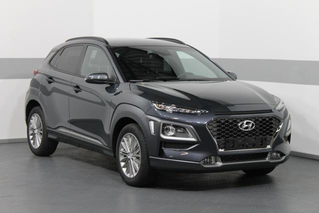 Hyundai Kona - Premium SHZ LED RFK PDC AndroidAuto CarPlay TEMPOMAT KLIMAAUTOMATIK