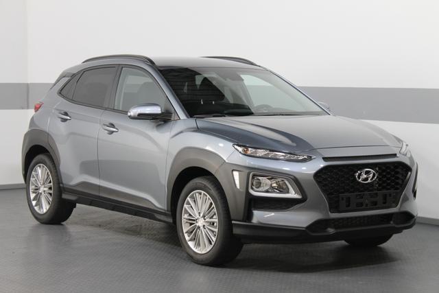Hyundai Kona - Style KLIMAAUTOMATIK PDC RFK TEMPOMAT ALU Vorlauffahrzeug kurzfristig verfügbar