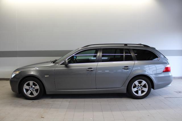 Gebrauchtfahrzeug BMW 5er - NAVI 8-fach