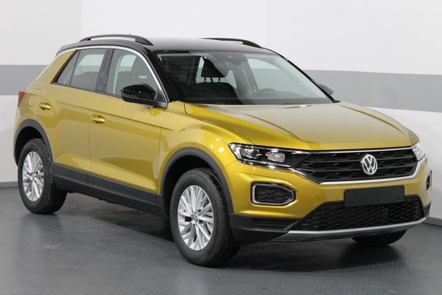 Volkswagen T-Roc - ADVANCE DSG NAVI SHZ ACC KLIMAAUTOMATIK ParkPilot