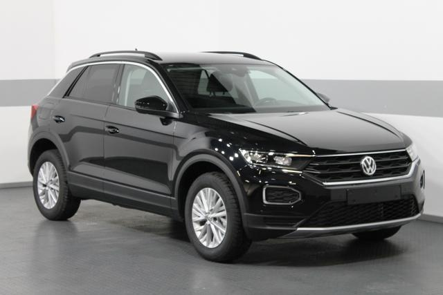 Volkswagen T-Roc - STYLE KEYLESS LED BSD EL.HECKKLAPPE KLIMAAUTOMATIK ACC ParkPilot FrontAssist LaneAssist ALU