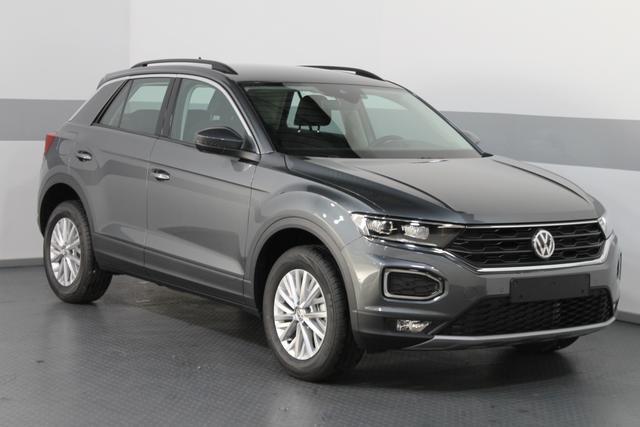 Volkswagen T-Roc - STYLE KEYLESS LED BSD EL.HECKKLAPPE RFK KLIMAAUTOMATIK ACC ParkPilot FrontAssist LaneAssist ALU