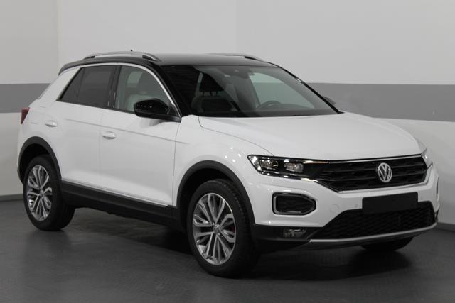 Volkswagen T-Roc - PREMIUM DSG NAVI KEYLESS ACC LED SHZ EL.HECKKLAPPE