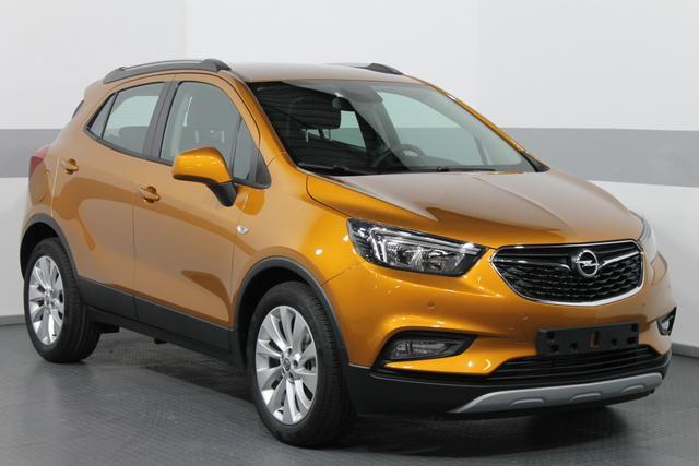 Opel Mokka X - ENJOY KLIMAAUTOMATIK PDC v+h SHZ TEMPOMAT