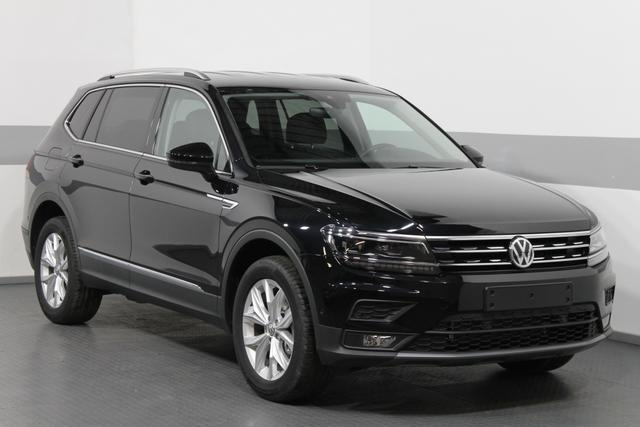 Volkswagen Tiguan Allspace - COMFORTLINE DSG ActiveInfoDisplay NAVI LED RFK KEYLESS EL.HECKKLAPPE SHZ ACC Lagerfahrzeug