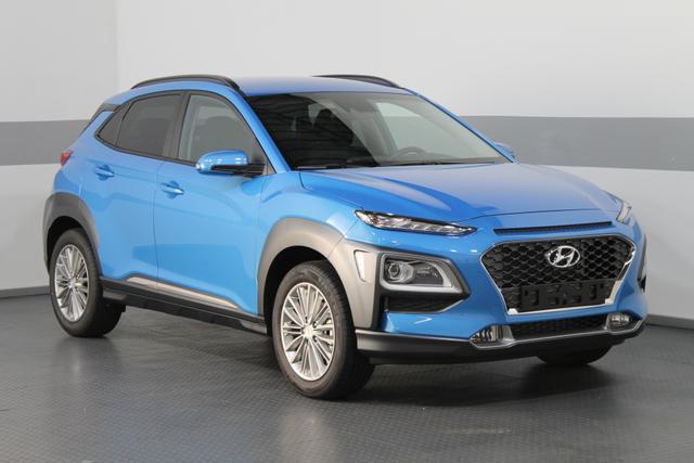 Hyundai Kona - Premium SHZ LED RFK PDC AndroidAuto CarPlay TEMPOMAT KLIMAAUTOMATIK Lagerfahrzeug