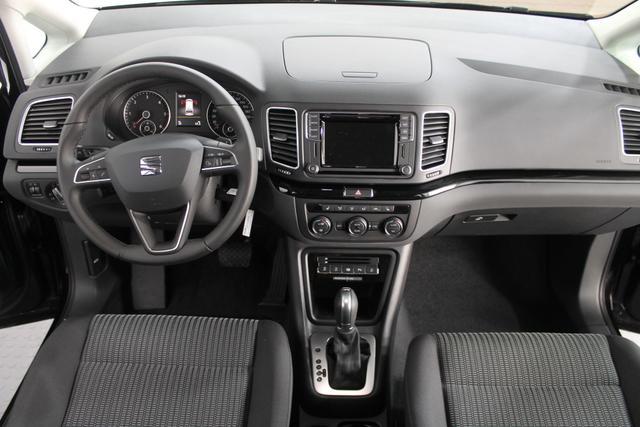 Seat Alhambra STYLE DSG NAVI WP ParkAssist KofferraumPaket ALARM