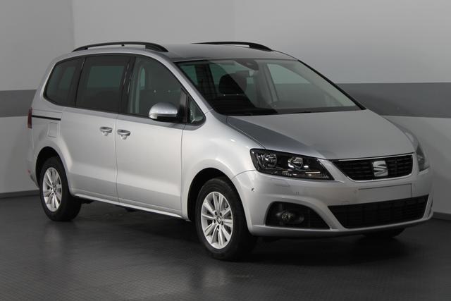 Seat Alhambra - STYLE DSG NAVI WP ParkAssist KofferraumPaket ALARM Vorlauffahrzeug