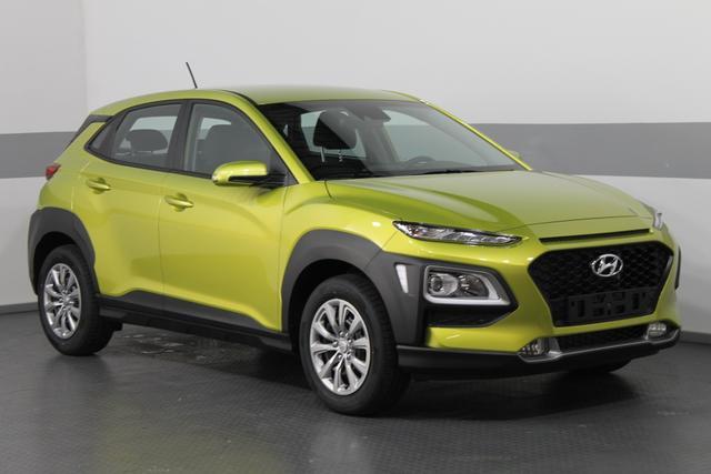 Hyundai Kona - Trend RADIO RFK KLIMA EL.PAKET AndroidAuto CarPlay BLUETOOTH DAV LKA Lagerfahrzeug