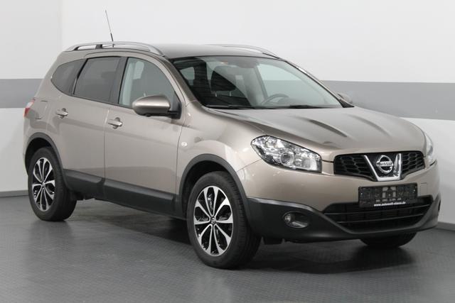 Gebrauchtfahrzeug Nissan Qashqai - I-Way NAVI PANO KLIMAAUTOMATIK TEMPOMAT RÜCKFAHRKAMERA REGENSENSOR