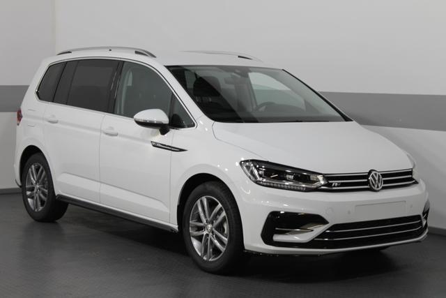 Volkswagen Touran - R-LINE EDITION LED ACC RFK Line+Side Assist App-Connect ParkPilot KLIMAAUTOMATIK
