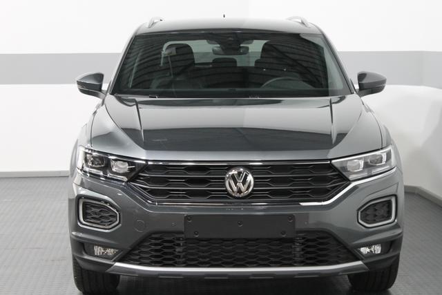 Volkswagen T-Roc - SPORT NAVI SHZ RFK AirCare ACC BlindSpot LED ParkPilot ActiveInfoDisplay