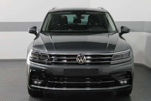 Volkswagen Tiguan - R-LINE EDITION NAVI ACC LED KEYLESS SHZ ErgoActive ActiveInfoDisplay