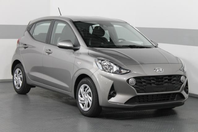 Lagerfahrzeug Hyundai i10 - COMFORT KLIMA TEMPOMAT BLUETOOTH LKA DAA HBA