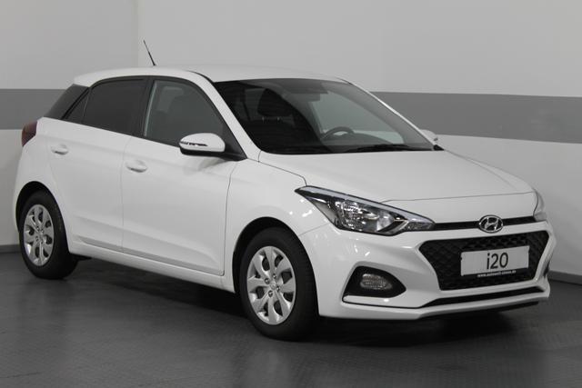 Hyundai i20 - ACTIVE PLUS KLIMA SHZ LENKRAD-HZG el. SPIEGEL + FENSTERHEBER