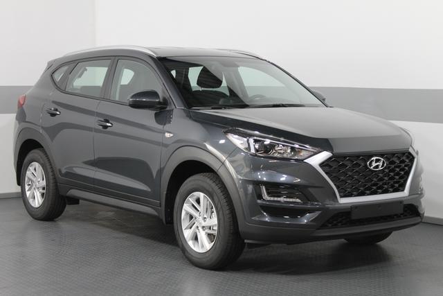 Hyundai Tucson - LIFE PLUS NAVI PDC TEMPOMAT ALU BLUETOOTH KLIMA Lagerfahrzeug
