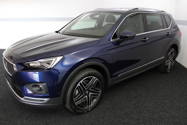 Seat Tarraco - Xcellence DSG 4-DRIVE 7SITZE NAVI ACC FULL LED KESSY VITRUALCOCKPIT TOPVIEW
