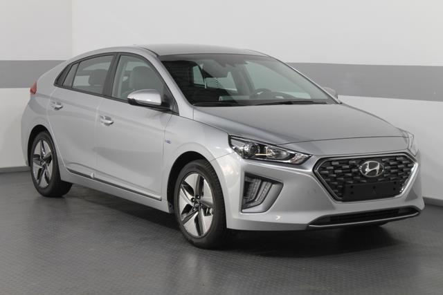 Hyundai IONIQ - 1.6 GDI Hybrid Style ACC-TEMPOMAT PDC RFK KLIMAAUTOMATIK LKA HBA BSD Vorlauffahrzeug kurzfristig verfügbar