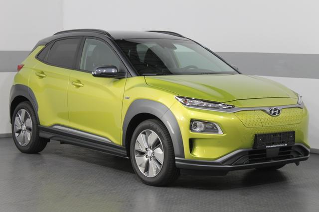 Hyundai Kona - IMPRESSION 64 kWh Lagerfahrzeug