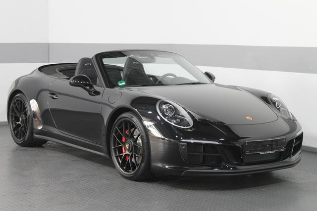Gebrauchtfahrzeug Porsche 911 Cabriolet - Carrera GTS 991 Approved Sport Chrono