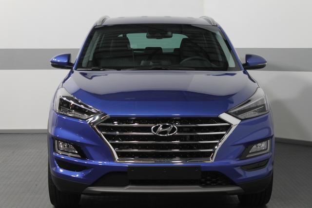 Hyundai Tucson - PREMIUM DCT NAVI SHZ v+h LEDER FULL LED SMART-KEY ACC 19ALU DAB