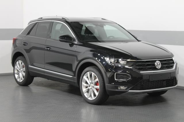 Volkswagen T-Roc - SPORT PLUS NAVI KEYLESS SHZ El.Heckklappe 18ALU