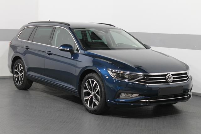 Volkswagen Passat Variant - BUSINESS DSG NAVI KEYLESS IQ-Matrix LED ACC RFK ParkPilot SHZ