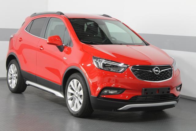 Lagerfahrzeug Opel Mokka X - ULTIMATE NAVI LED KLIMAAUTOMATIK PDC v h TEMPOMAT 18ALU