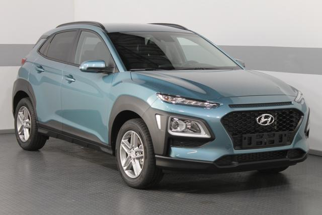 Hyundai Kona - Style RADIO SHZ LENKRADHZG KLIMAAUTO BLUETOOTH PDC RFK EL. PAKET LKA ALU Lagerfahrzeug