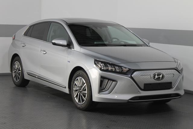Hyundai IONIQ EV - IMPRESSION 38,3 kWh LED NAVI LEDER RFK PDC v+h ASCC INFINITY