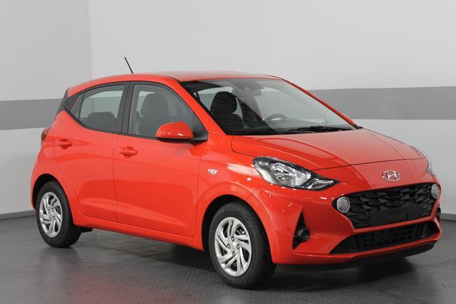 Lagerfahrzeug Hyundai i10 - COMFORT AUTOMATIK KLIMA TEMPOMAT BLUETOOTH LKA DAA HBA