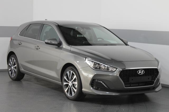 Lagerfahrzeug Hyundai i30 - PREMIUM NAVI PDC v h KLIUMAAUTOMATIK TEMPOMAT RFK ALU