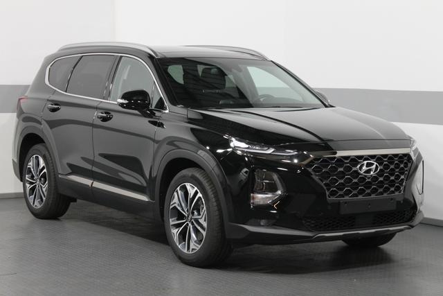 Hyundai Santa Fe - IMPRESSION Vollausstattung AUT 4WD PANORAMA NAVI ACC Arround View Monitor HeadUp