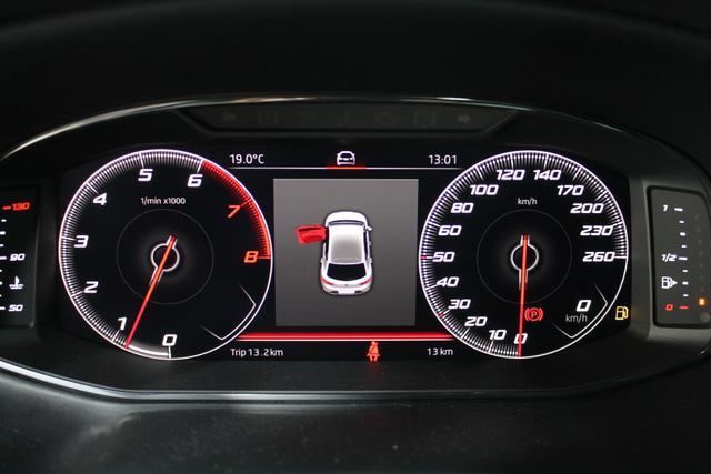 Seat Leon FR ACC BLACK PACK PANORAMA NAVI LED VirtualCockpit SHZ ALCANTARA PDC v+h