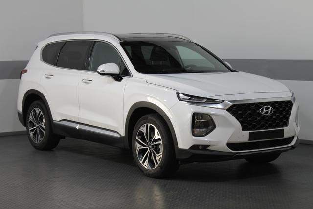 Hyundai Santa Fe - IMPRESSION Vollausstattung 7-Sitzer AUT 4WD PANORAMA NAVI ACC Arround View Monitor HeadUp
