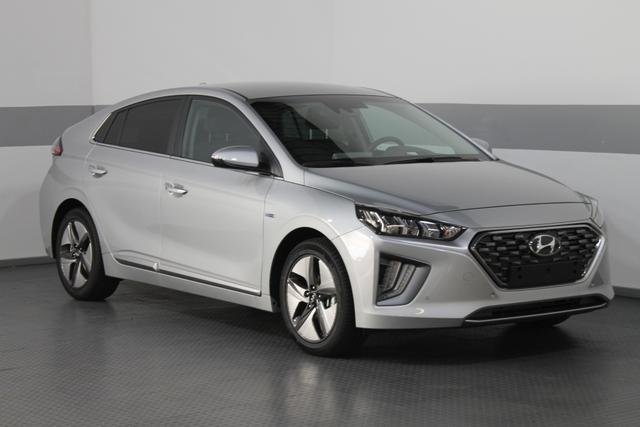 Hyundai IONIQ - 1.6 GDI Hybrid Premium ACC-TEMPOMAT LED NAVI SHZ SMARTKEY PDC RFK KLIMAAUTOMATIK LKW HBA BSD