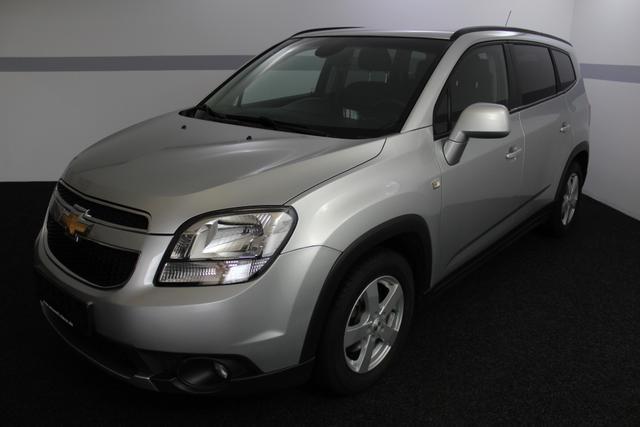 Gebrauchtfahrzeug Chevrolet Orlando - KLIMA TEMPOMAT NAVI PDC hi