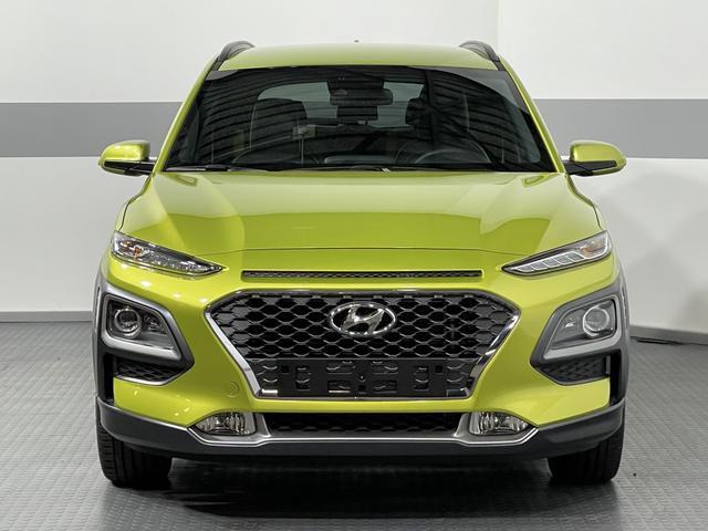 Hyundai Kona - Premium DCT LED KLIMAAUTOMATIK DAB PDC TEMPOMAT AndroidAuto CarPlay