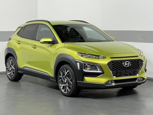 Lagerfahrzeug Hyundai Kona - Premium DCT LED KLIMAAUTOMATIK DAB PDC TEMPOMAT AndroidAuto CarPlay