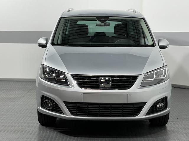 Seat Alhambra - Xcellence 7- Sitzer NAVI SHZ RFK KESSY PDC v+h